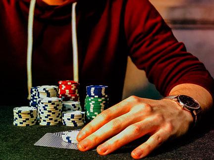 Poker bets
