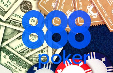 88poker бонусы