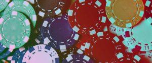 баннер покерные фишки