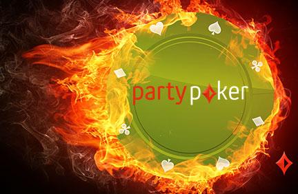 Partypoker рэйкбэк