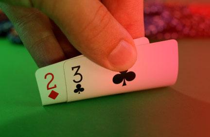 маргинальные карты в покере