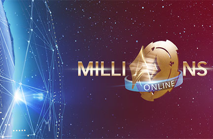 MILLIONS Online Partypoker pass