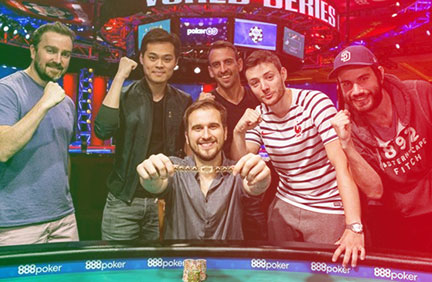 Julien Martini won WSOp